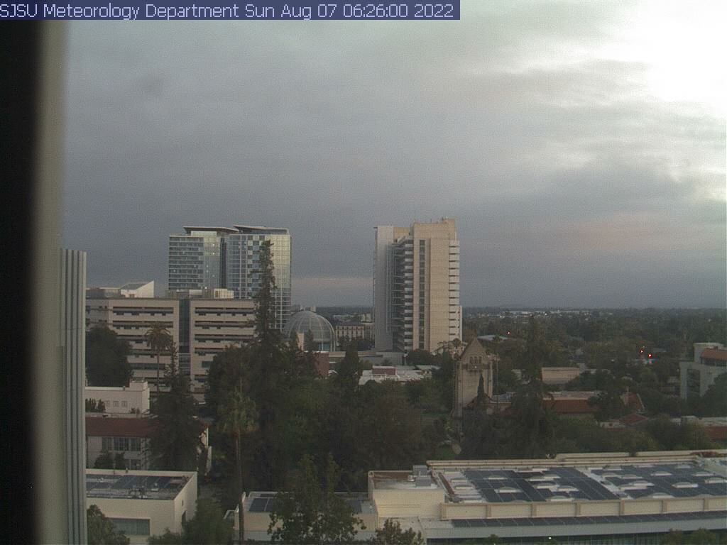 Webcam San Jose