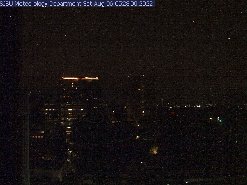 Webcam San Jose - California