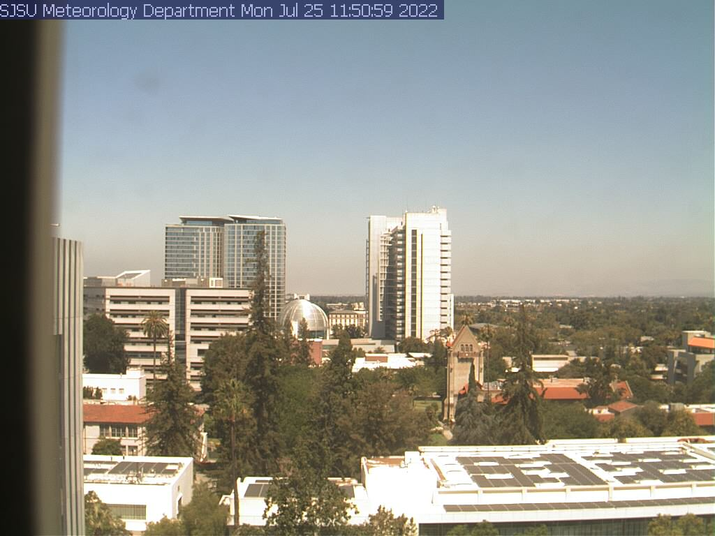 Current Image on Webcam 1